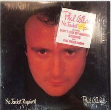 """No Jacket Required 33 RPM 12"""" Phil Collins 1985 ShopVinyls.com"""