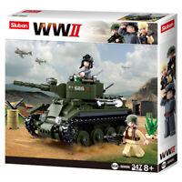 Sluban WWII  Allied cavalry tank M38-B0686  T 26 russian