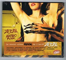 ZEBRA - MAMBO PUNK - CD 11 TITRES - 2015 - NEUF NEW NEU