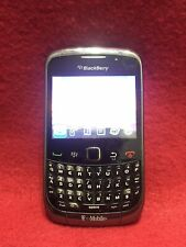 Blackberry Curve 3G 9300 - Black Silver (T-Mobile) Smartphone