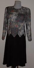 Neues Damenkleid  Frauenkleid  Kleid  Gr.40 festlich mit Lurex Polyester Nr.4707