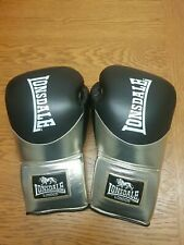 Lonsdale L60 Boxing Gloves 18oz Lace Up . Not Grant, Winning, Reyes or Rival