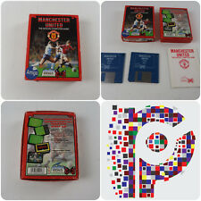 Manchester United A Game for the Commodore Amiga Computer tested & working