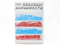 The Georgian Locomotive by H. Stafford Bryant, Jr. ©1962 HC Book