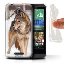 Étuis, housses et coques HTC Desire 510 en silicone, caoutchouc, gel pour téléphone mobile et assistant personnel (PDA) HTC