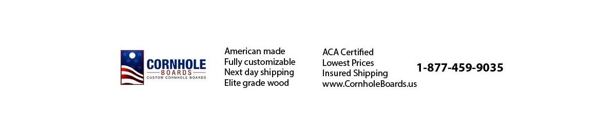 Custom Cornhole Boards Incorporated