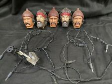 Neca Cheech and Chong Head Lites Decorative Light Set See Pictures