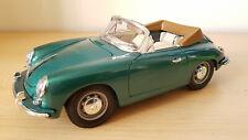 Modellauto PORSCHE 356B CABRIOLET (1961) ★ wie neu ★ 1:18 ★ Originalverpackung