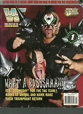 WWF MAGAZINE JULY 1997 LEGION OF DOOM