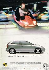 Publicité advertising 2002 Nouvelle Honda Civic