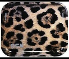 Cheetah Print Large Rolling Tray