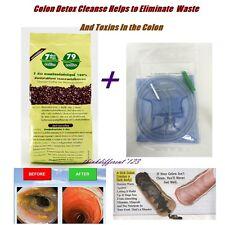 Detox Enema Coffee Enema Bag Organic Colon Cleanse 1300 cc 7 Step Weight Loss