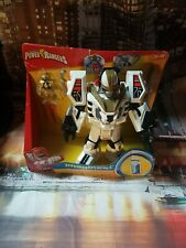 Power Rangers White TIGERZORD Warrior Dairangers SENTAI Tokusatsu Figure TOMMY