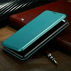 NEW PU LEATHER WALLET STAND CASE COVER FOR SAMSUNG GALAXY PHONE A5 J5 S6 TO S10