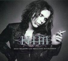 HIM Deep shadows and brilliant highlights (2001, #1879342) [CD]
