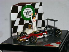 Quartzo WC05 Lotus 49B Graham Hill 1968 World Champion LTD ED 1/43