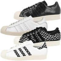 Adidas Superstar 80s Women Schuhe Damen Retro Sneaker Samba Flux Los Angeles