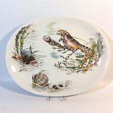 JOHNSON BROS SEAFARE Plate / Platter