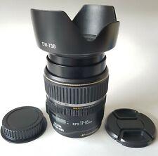 Canon  EF-S 17-85mm 17-85 mm  f/4.0-5.6  IS USM Lens  331