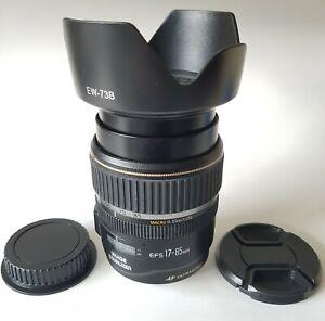 Canon  EF-S 17-85mm 17-85 mm  f/4-5.6  IS USM Lens  618