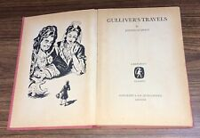 Vintage GULLIVERS TRAVELS by Jonathan Swift. Hardcover
