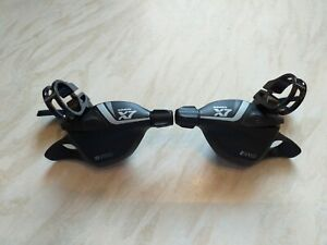 SRAM X7 Shifters 2x10 Speed