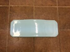 CASE 2580 COLOR BLUE TOILET TANK LID