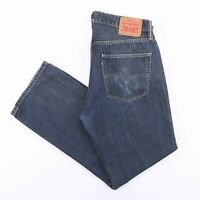 Vintage LEVI'S 559 Relaxed Straight Fit Men's Blue Jeans W36 L31