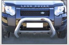 LAND ROVER FREELANDER 2004 BULL BAR MIRROR INOX 70 LUCIDO