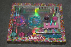BRAND NEW WITH TAGS -  CLAIRES COSMETICS GIRLS 14 PIECE NAIL KIT