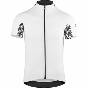 Assos SS Jersey Mille GT - LARGE - Holy White