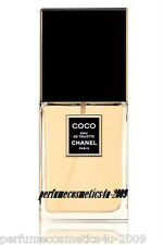 COCO BY CHANEL PARIS PERFUME FOR WOMEN 3.4 OZ / 100 ML EAU DE TOILETTE SPRAY NEW