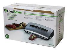 FoodSaver ffs004x-01 vakuumiergerät, diapositives de soudure périphérique, argen...
