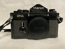 .Canon F-1 Body  guter zustand