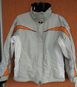 MAIER Sports MTEX 5000 Ski Trek Jacket Coat GB10, EU36/M Waterproof Breathable