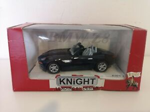 Knight Scale Collection Model BMW Z8 pull back action