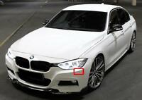 BMW NEW GENUINE 3 F30 F31 FRONT M SPORT BUMPER N/S LEFT WASHER COVER 8067969