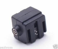 New SEAGULL SC-6 Flash Hot Shoe Adapter for Sony, Konica Minolta  F58AM,42,56,36