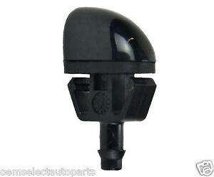 NEW OEM Ford REAR Windshield Wiper Spray Jet Washer Nozzle - Back Window Glass