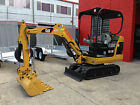 SYDNEY MACHINERY HIRE TIGHT ACCESS MINI EXCAVATOR DRY HIRE - 3 BUCKETS & TRAILER