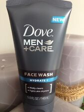 5 OZ DOVE MEN + CARE MILD FACE WASH HYDRATE FIGHTS SKIN DRYNESS DAILY CLEANSER