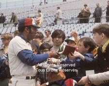 MLB Montreal Expos Mack Jones 8X10 Photo #1