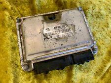 VW Polo 6N2 1.4 Motor Steuergerät Motorsteuergerät 030906032CG Original BOSCH