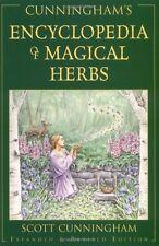 Scott Cunningham's Encyclopedia of Magical Herbs!