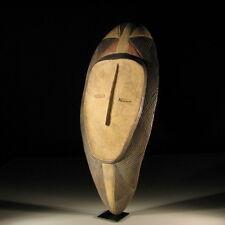 66095) Afrikanisches Grosses 101cm Schutzschild Mbole Kongo Afrika
