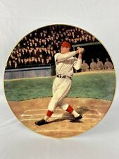 "Bradford Exchange ""Jimmie Foxx"" Plate"