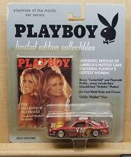 PLAYBOY Limited Edition Millennium Playmates Carol & Darlene Bernaola Twins Car