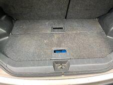 2005-2012 MK1 Nissan Note E11 BOOT SHELF FLOOR DIVIDER Grey/Black 5 Door Hatch