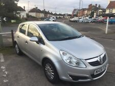 Vauxhall Corsa 1.2 life 2008 (Spares or Repair)