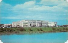 Central High School - Columbus and Franklin County Ohio postcard - vintage